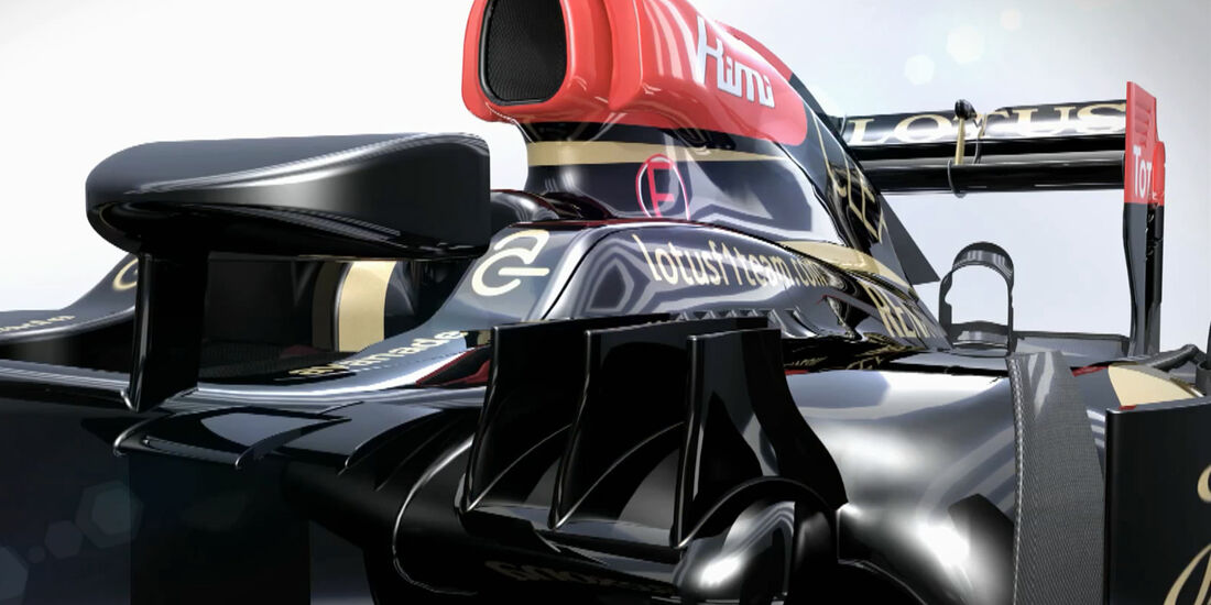 Lotus E21 - Updates 2/2013 - Piola Animation