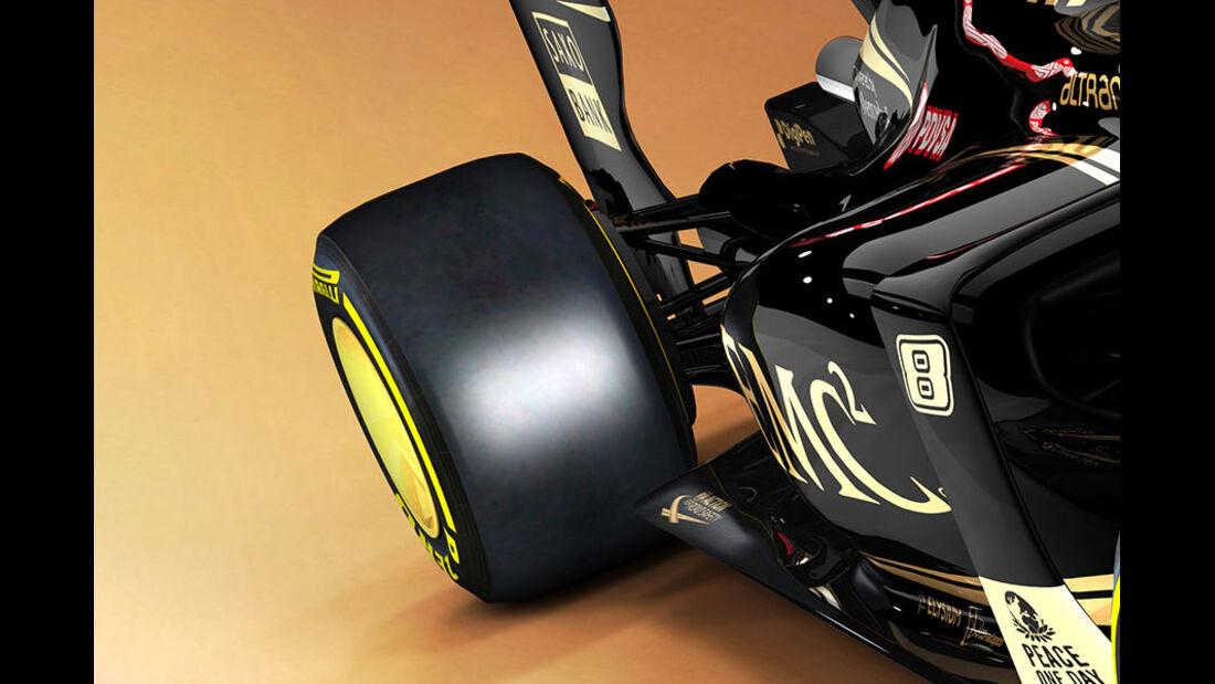 Lotus E23