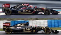 Lotus E23 - Technik-Check - Formel 1 - 2015