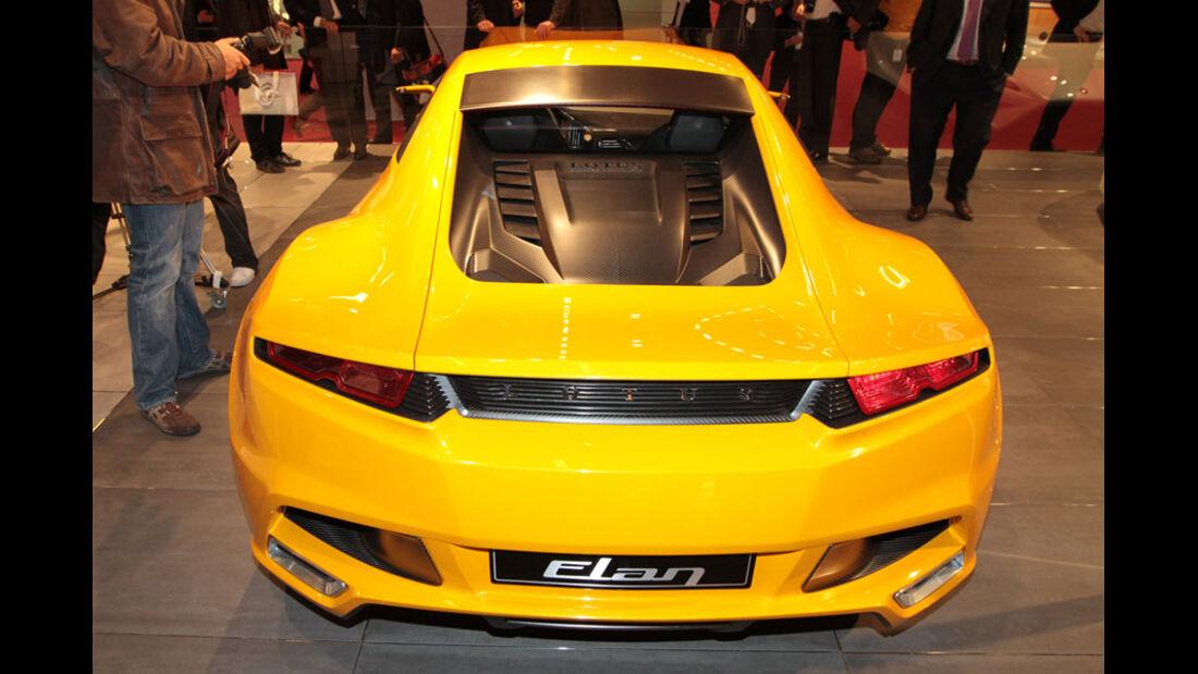 Lotus Elan Paris 2010