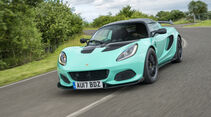 Lotus Elise 250 Cup im Fahrbericht, Tracktest, 06/2017