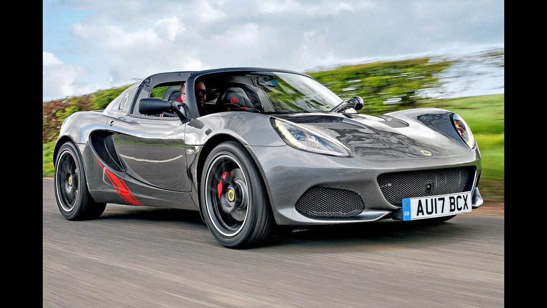Lotus Elise, Best Cars 2020, Kategorie H Cabrios