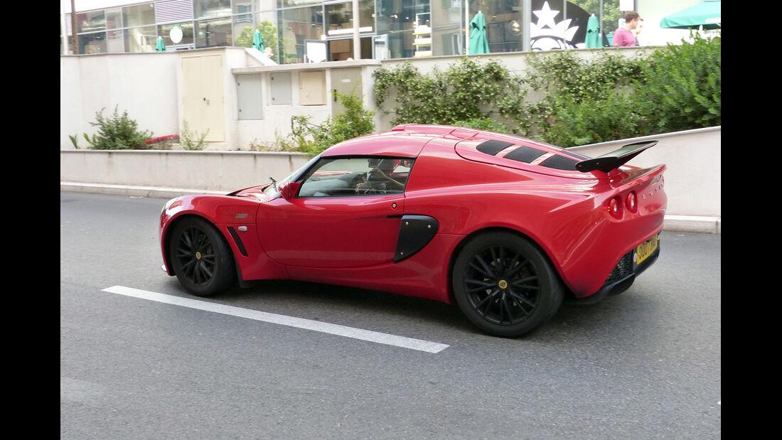 Lotus Elise - Car Spotting - Formel 1 - GP Monaco - 25. Mai 2014