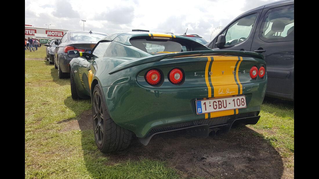 Lotus Elise - Carspotting - 24h-Rennen Le Mans 2016
