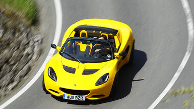 Lotus Elise Club Racer
