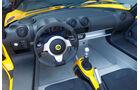 Lotus Elise Club Racer, Innenraum