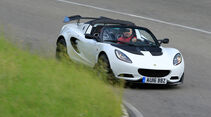 Lotus Elise Cup 250, Frontansicht