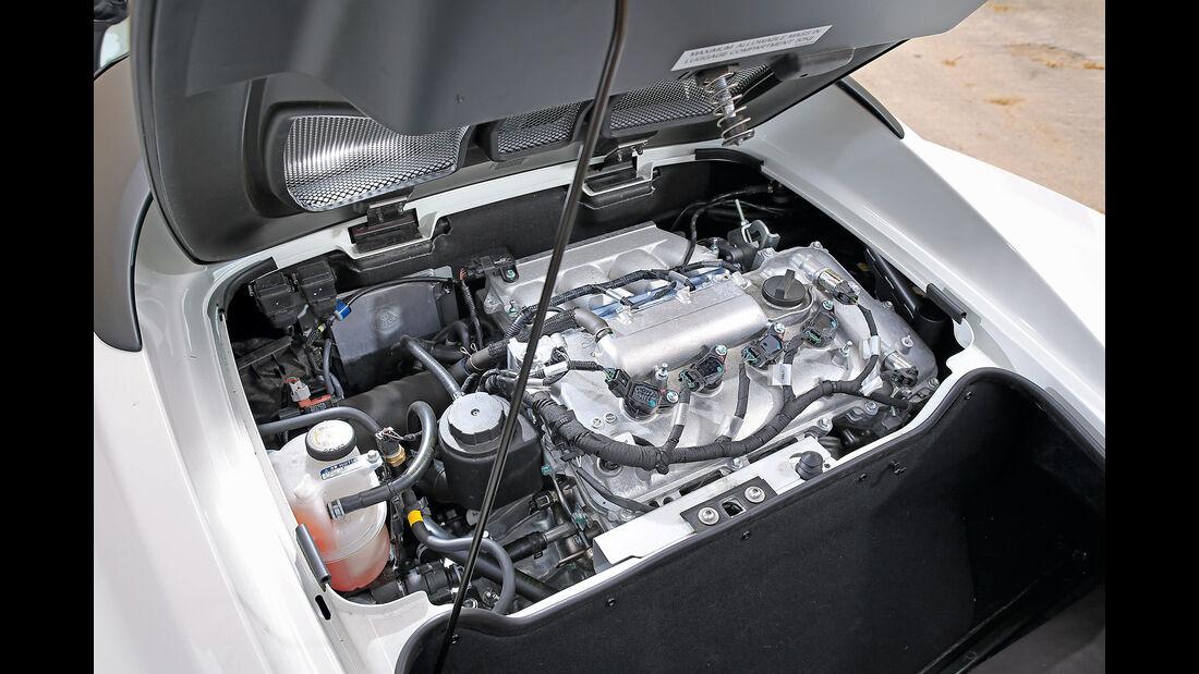 Lotus Elise Cup 250, Motor