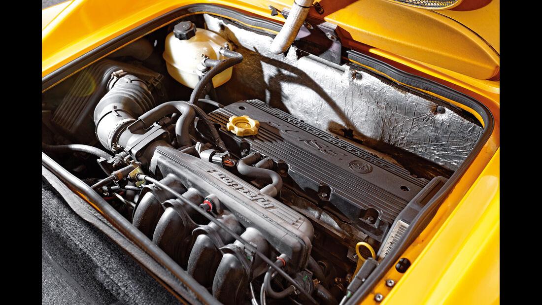 Lotus Elise, Motor