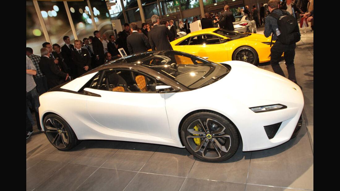 Lotus Elise Paris 2010