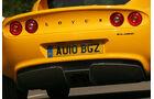 Lotus Elise, Rückleuchten, Spoiler