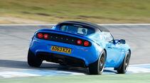 Lotus Elise S Club Racer, Heckansicht