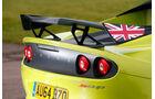 Lotus Elise S Cup, Heckspoiler