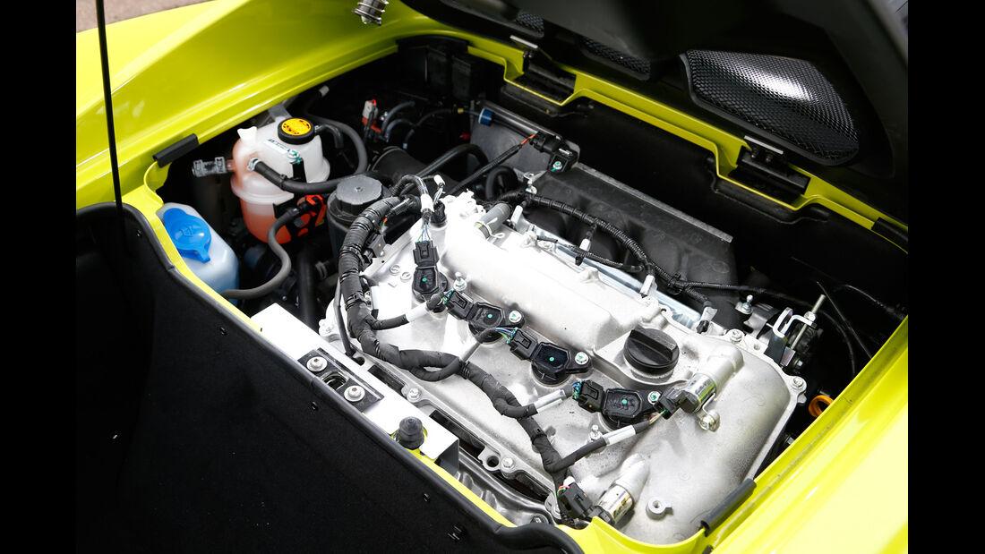Lotus Elise S Cup, Motor