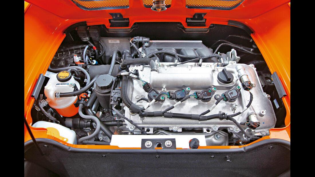 Lotus Elise S, Motor