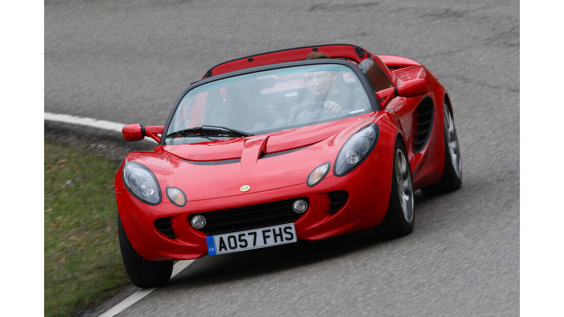 Lotus Elise SC Mk2