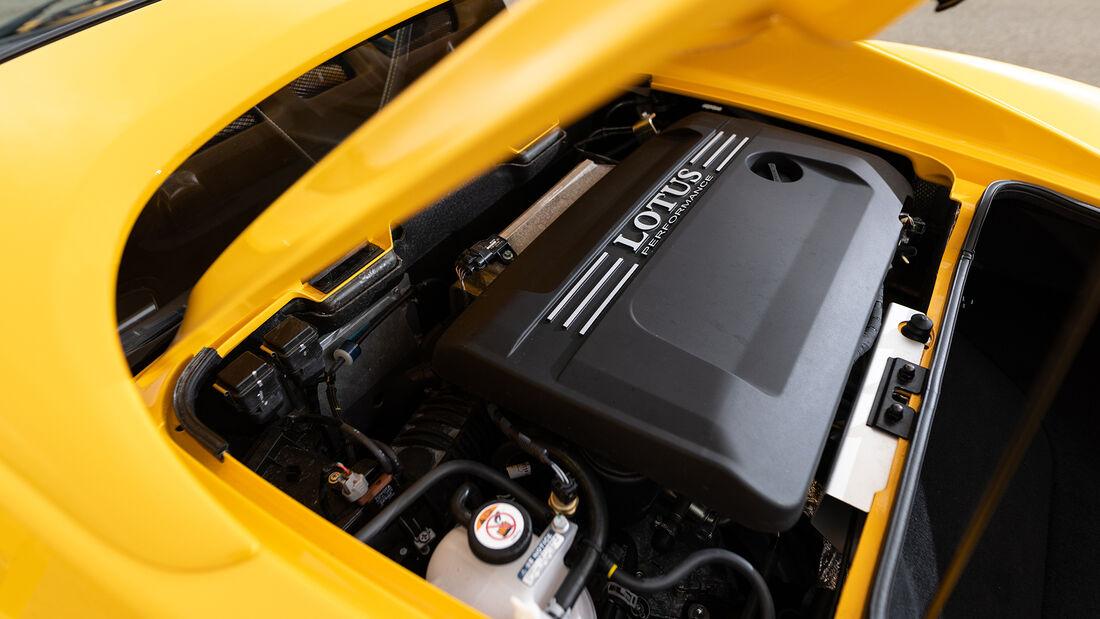 Lotus Elise Sport 240 Final Edition, Motor