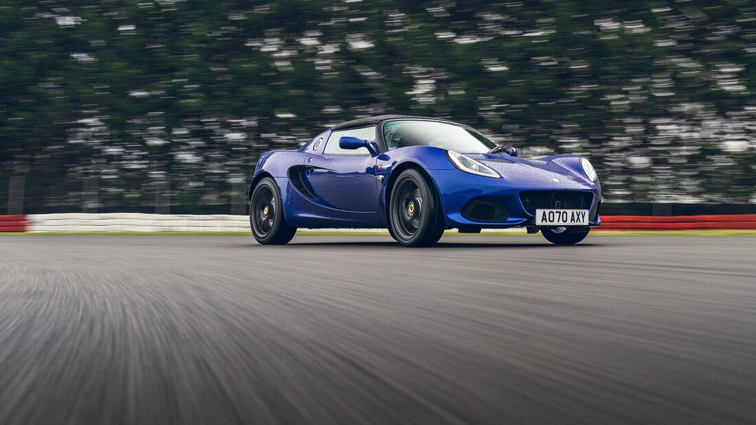 Lotus Elise Sport 240 - Final Edition - Sportwagen - 2/2021