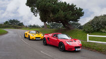 Lotus Elise Sport + Elise Sport 220 - Sportwagen
