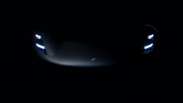 Lotus Emira - Sportwagen - Teaser