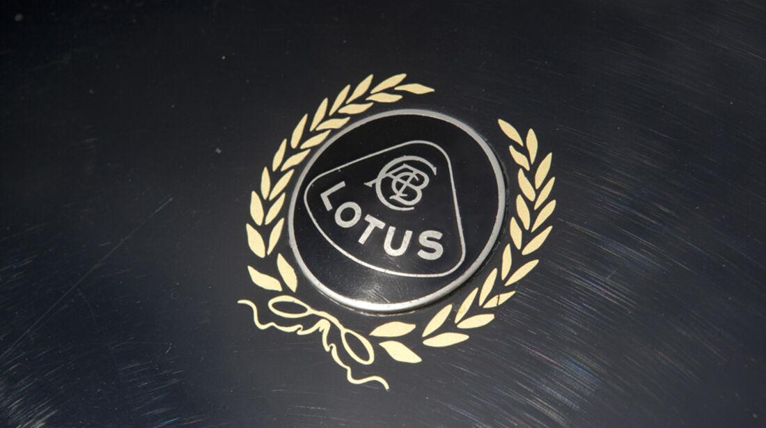 Lotus Esprit, Emblem