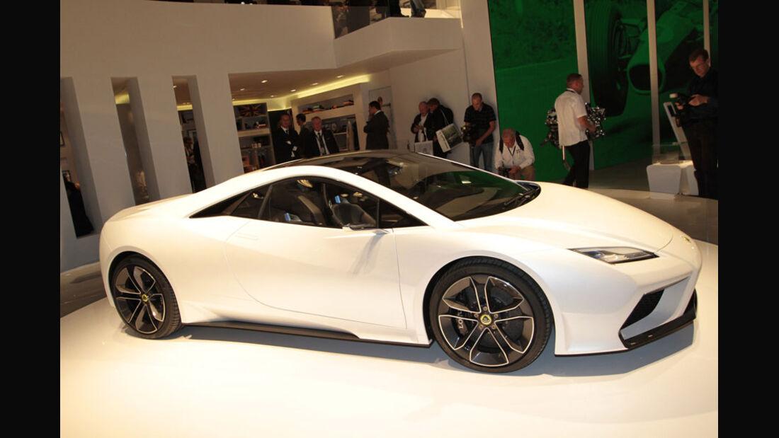 Lotus Esprit Paris 2010
