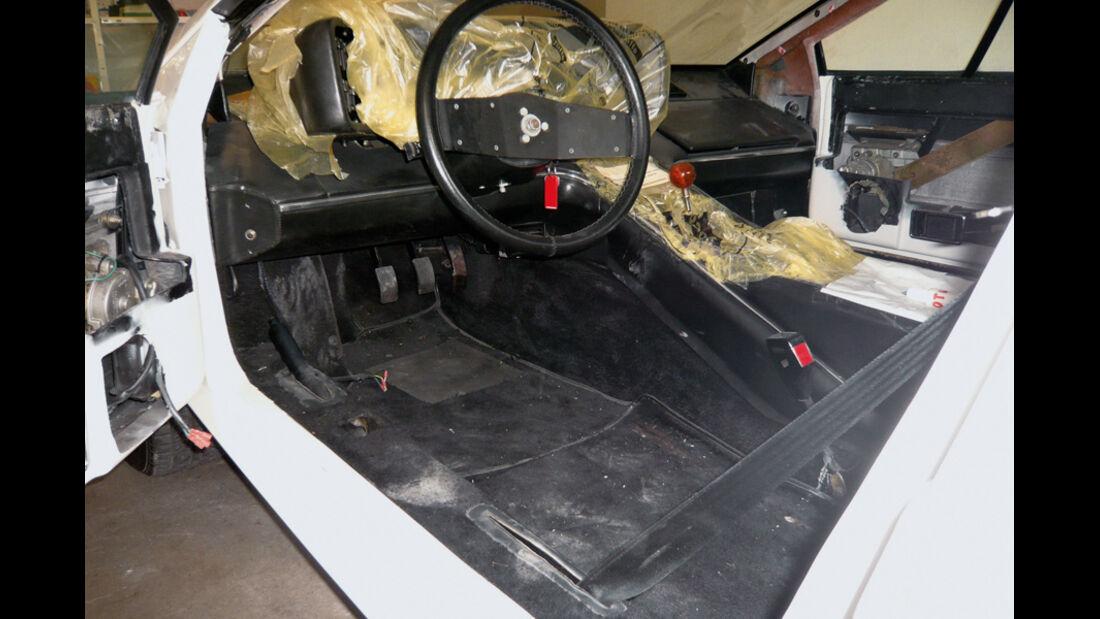 Lotus Esprit S2.2 optisch auf S1 umgerüstet, Baujahr 1981