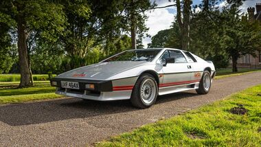 Lotus Esprit Turbo Colin Chapman (1981)