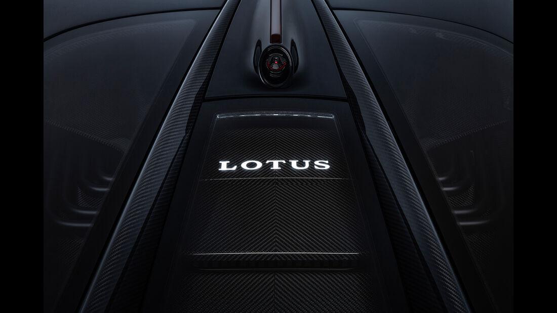 Lotus Evija - Type 130 - Hypercar