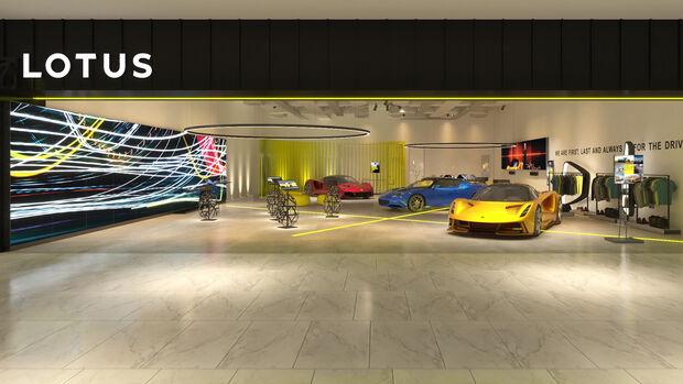 Lotus Evija - Verkauf - Online