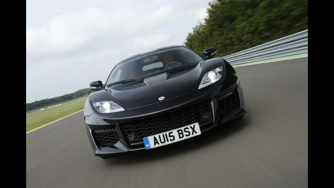 Lotus Evora 400, Fahrbericht