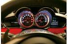 Lotus Evora 400, Rundinstrumente