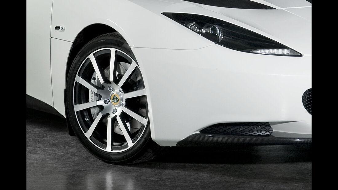 Lotus Evora, Carbon, Concept