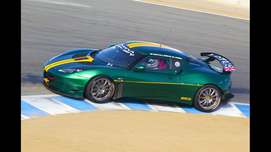 Lotus Evora Cup GT4 (Laguna Seca)