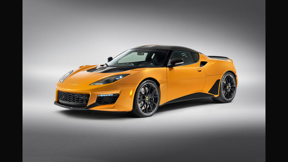 Lotus Evora GT USA