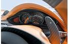 Lotus Evora GTE, Rundinstrumente