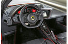 Lotus Evora S IPS, Cockpit