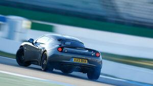 Lotus Evora S Sports Racer, Heckansicht