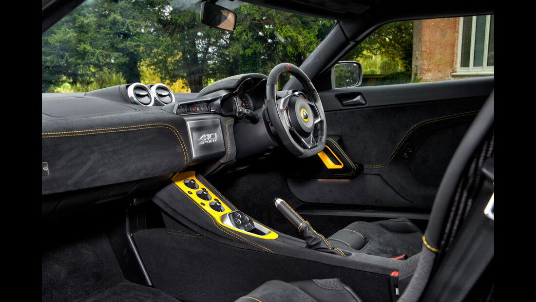 Lotus Evora Sport 410 - Fahrbericht - Mittelmotor - V6-Kompressor - Sportwagen