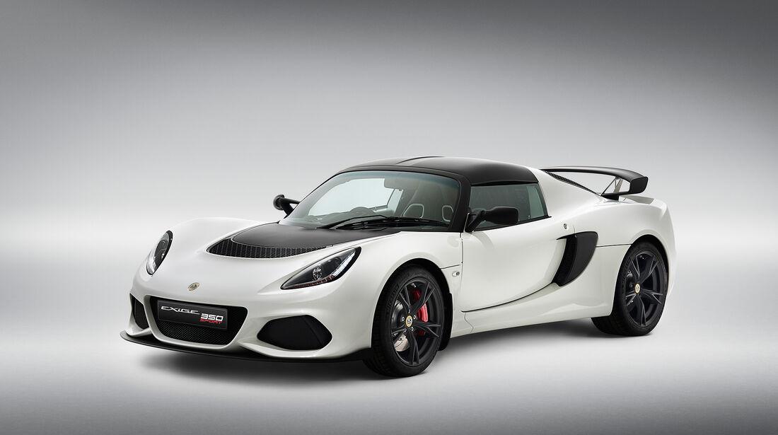 Lotus Exige 350 - Serie - Coupes bis 100000 Euro - sport auto Award 2019