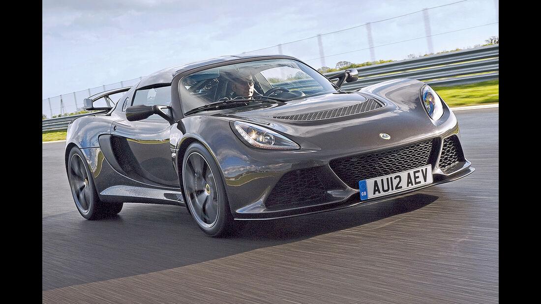 Lotus Exige, Best Cars 2020, Kategorie G Sportwagen