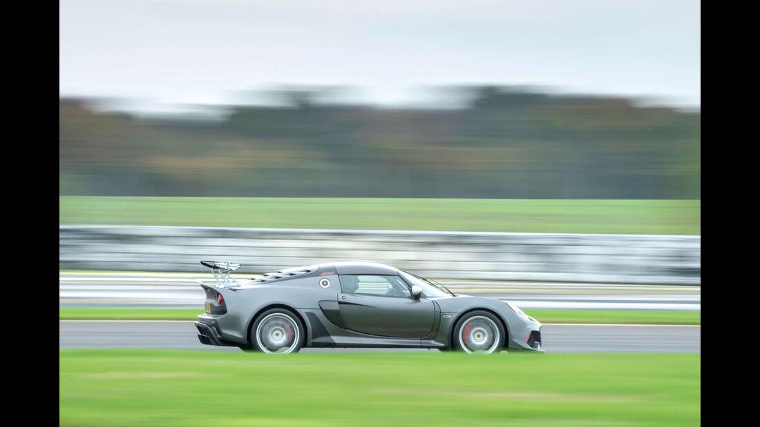 Lotus Exige Cup 430 - Sportwagen - Mittelmotor - V6 - Fahrbericht