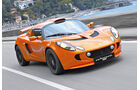 Lotus Exige, Frontansicht