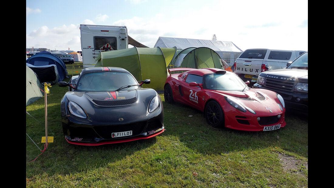 Lotus Exige LF1 - Lotus Exige - Fan-Autos - 24h-Rennen - Le Mans 2019
