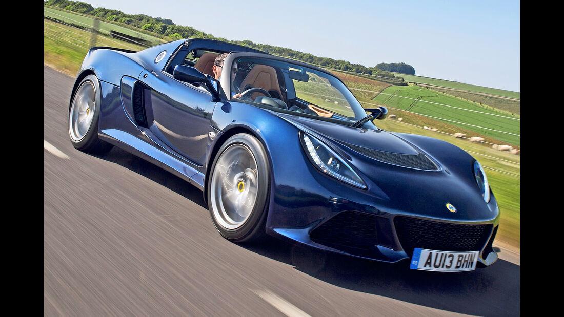 Lotus Exige Roadster, Best Cars 2020, Kategorie H Cabrios