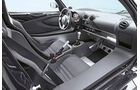Lotus Exige S, Cockpit, Sitze