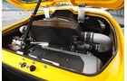 Lotus Exige S RGB, Motorraum