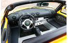 Lotus Exige S Roadster Automatic Option, Cockpit