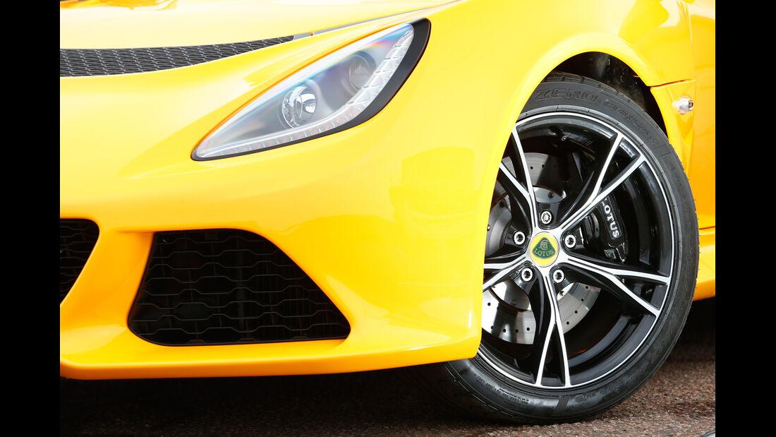 Lotus Exige S Roadster Automatic Option, Rad, Felge