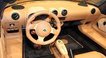 Lotus Exige S Roadster, Autosalon Genf 2012, Messe